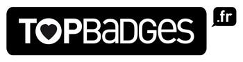 Topbadges.fr - Boutique en ligne de badges déja personnalisés