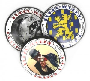 Badges Turbojugend Nevers