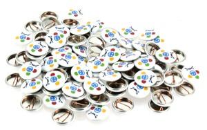 Badges réalisés pour BlaBlaCar