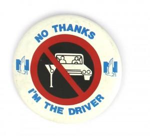B-no thanks-badge-ancien-americain