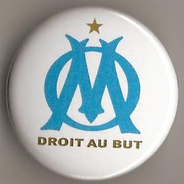 badge om badges25mm foot Les badges dans le football