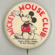 badge mickey ancien3 Les badges Mickey Club !!