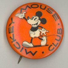 badge mickey ancien4 Les badges Mickey Club !!