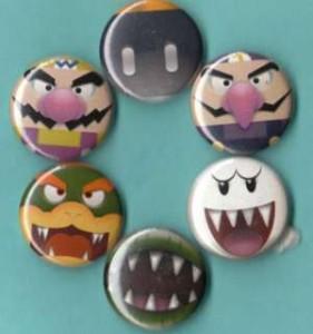 super-mario-bros-badges25mm